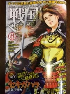 コミック乱ツインズ 戦国武将列伝