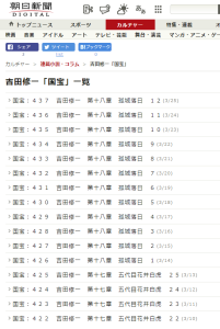 ブログ用(朝日新聞デジタル_国宝)
